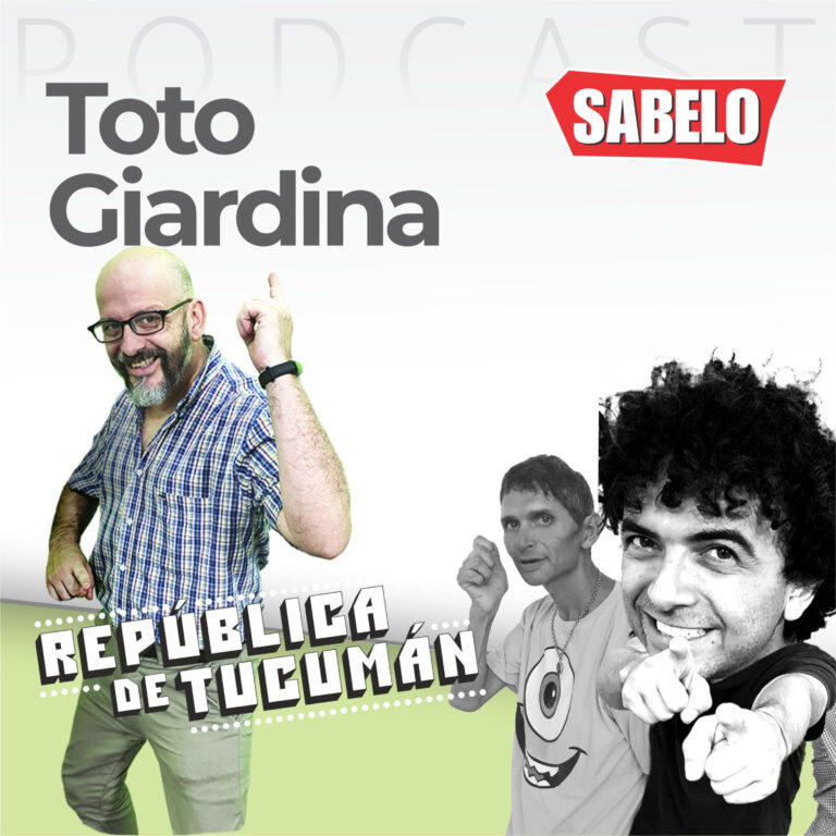 TOTO GIARDINA – REPUBLICA DE TUCUMAN – 19 de Abril