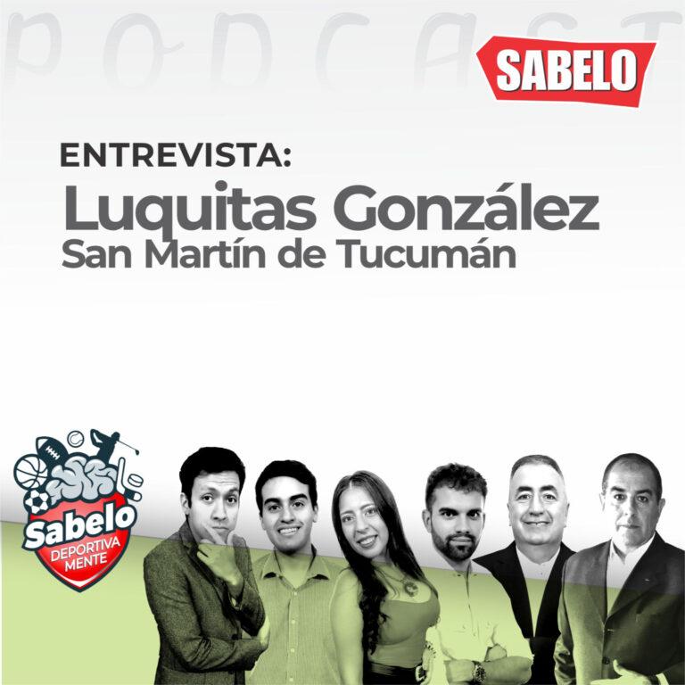 Luquitas González – SABELO DEPORTIVAMENTE